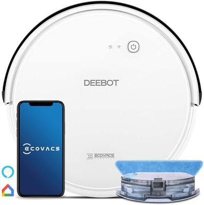 Ecovacs-Deebot-605-Robot-aspirateur-laveur-2-en-1