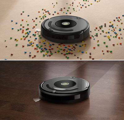 Aspirateur-robot-silencieux-iRobot-Roomba-671